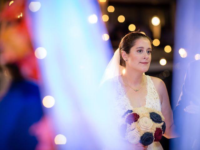 Megan and Darryl's wedding in Bala, Ontario 30
