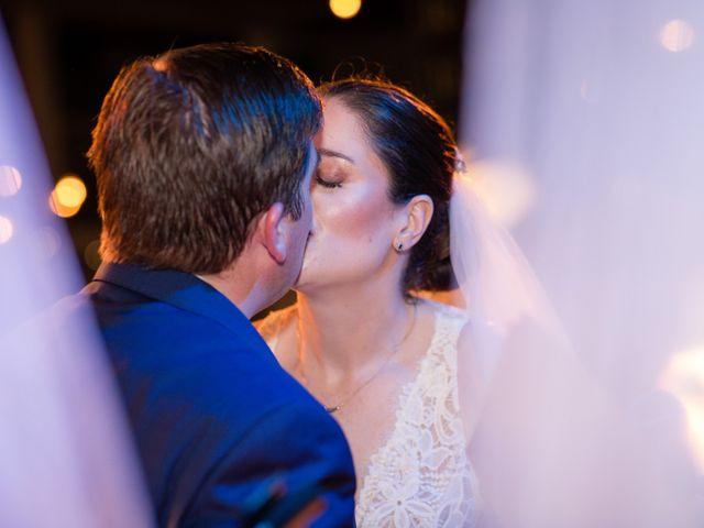 Megan and Darryl's wedding in Bala, Ontario 2