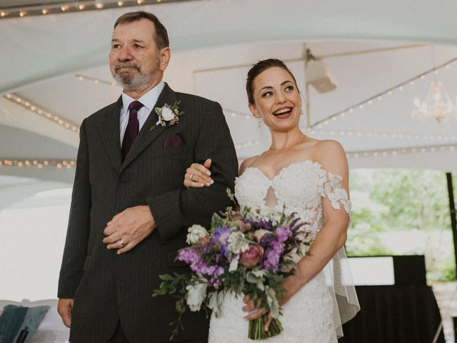 Clayton and Stephanie's wedding in Langley, British Columbia 23