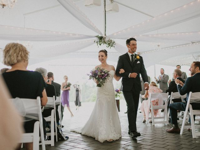 Clayton and Stephanie's wedding in Langley, British Columbia 26