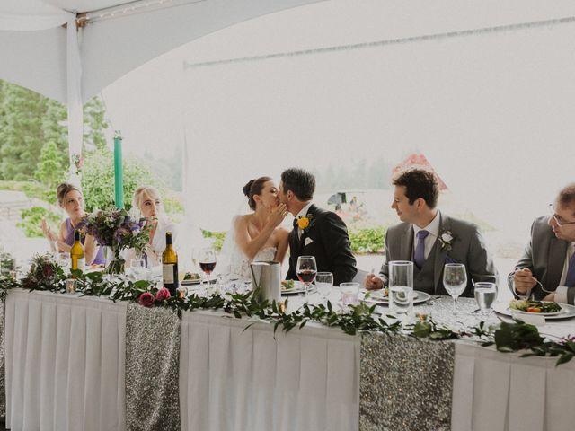 Clayton and Stephanie's wedding in Langley, British Columbia 33