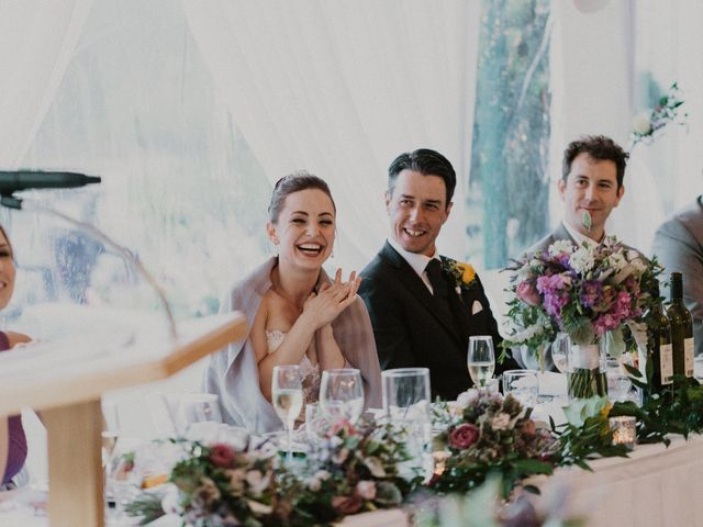 Clayton and Stephanie's wedding in Langley, British Columbia 37
