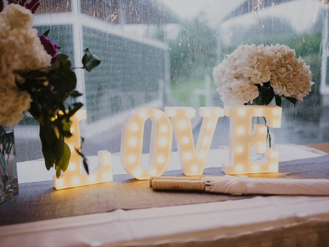 Clayton and Stephanie's wedding in Langley, British Columbia 41