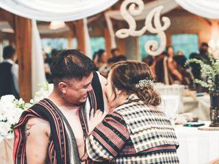 The wedding of Gumpay and Jhayson 1