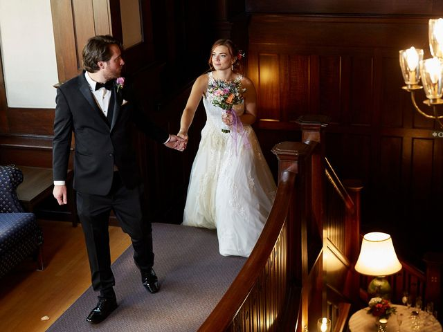 Shawn and Maeve's wedding in Vancouver, British Columbia 8