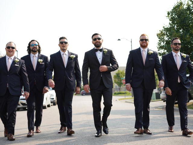 Joseph and Nicole's wedding in Toronto, Ontario 7