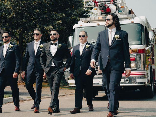 Joseph and Nicole's wedding in Toronto, Ontario 14