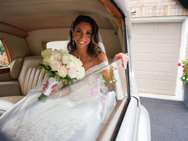 Joseph and Nicole's wedding in Toronto, Ontario 34