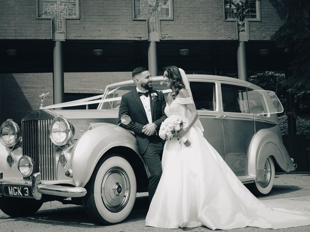 Joseph and Nicole's wedding in Toronto, Ontario 2