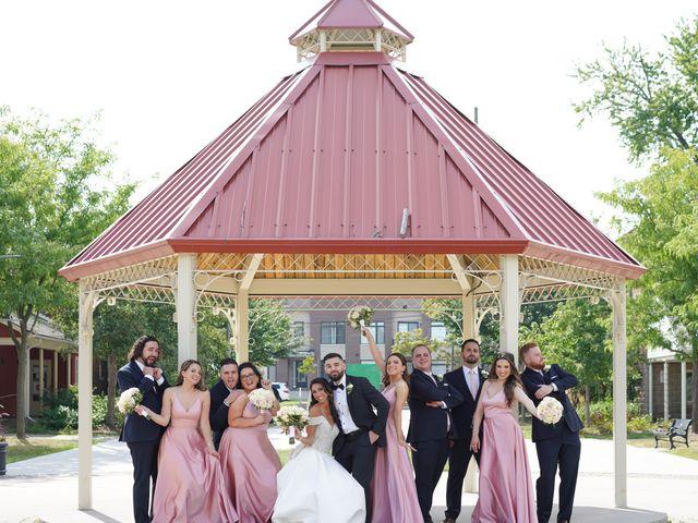 Joseph and Nicole's wedding in Toronto, Ontario 3