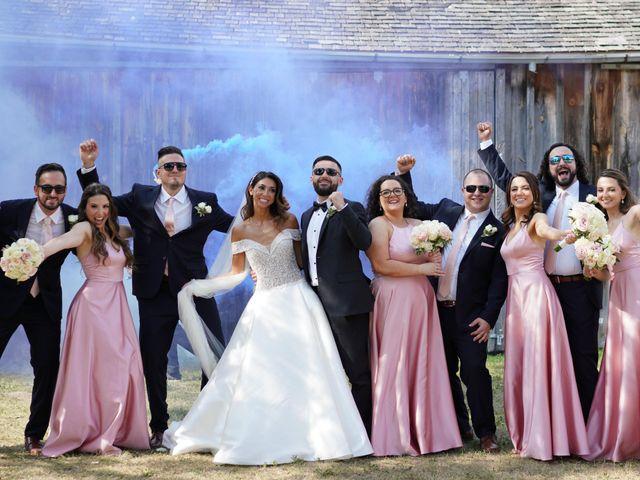 Joseph and Nicole's wedding in Toronto, Ontario 42