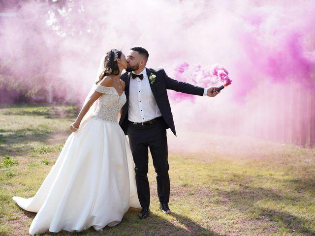 Joseph and Nicole's wedding in Toronto, Ontario 45