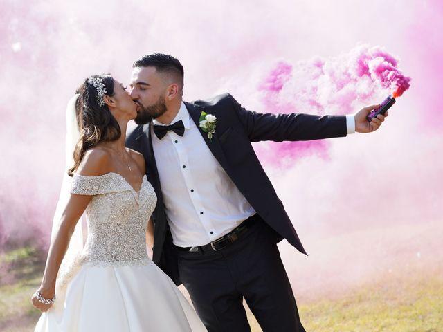 The wedding of Nicole and Joseph