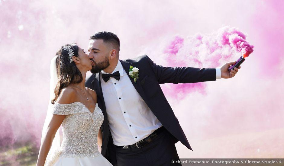 Joseph and Nicole's wedding in Toronto, Ontario