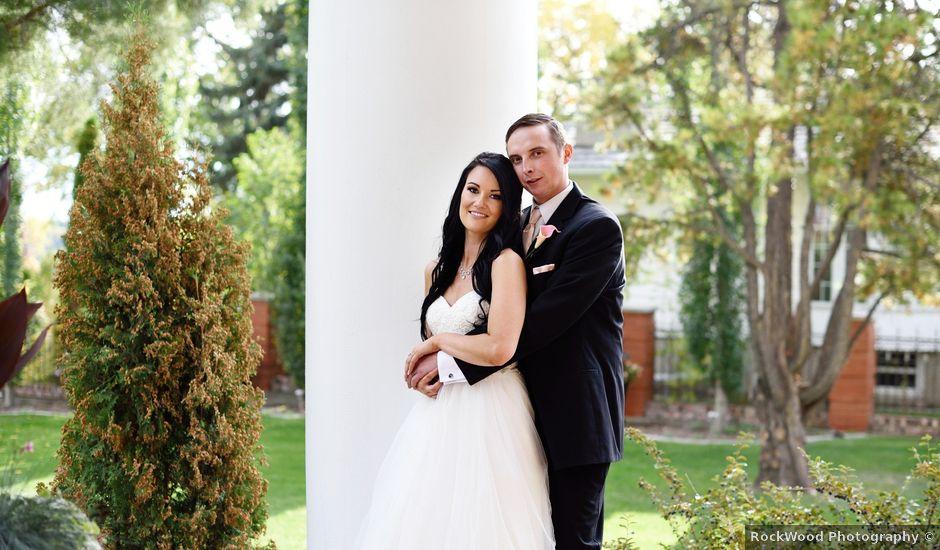 Dan And Megan's Wedding In Edmonton, Alberta