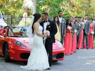 The wedding of NICOLE and JASON 1
