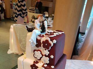 The wedding of Elaine and Richard 1
