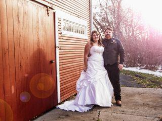 The wedding of Miranda and Jordan