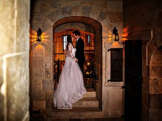 The wedding of Sheena and Jordan