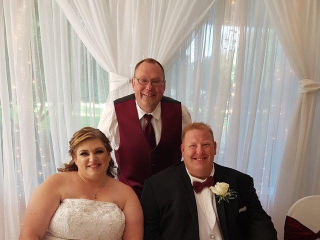 Richard and Elaine's wedding in Langley, British Columbia 3