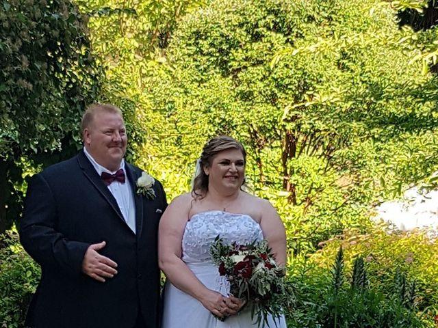 Richard and Elaine's wedding in Langley, British Columbia 7