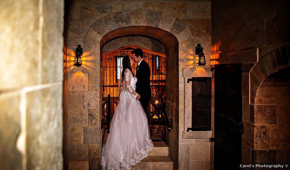 Jordan and Sheena's wedding in Regina, Saskatchewan