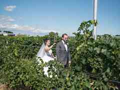 The wedding of Samantha and Mike 10