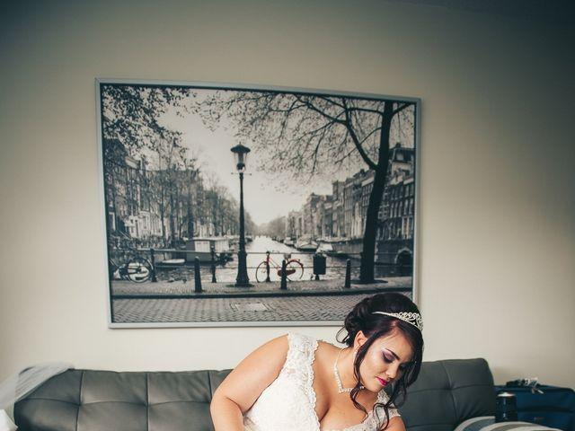 Tori and Carson's wedding in Hamilton, Ontario 1