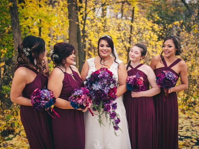 Tori and Carson's wedding in Hamilton, Ontario 7
