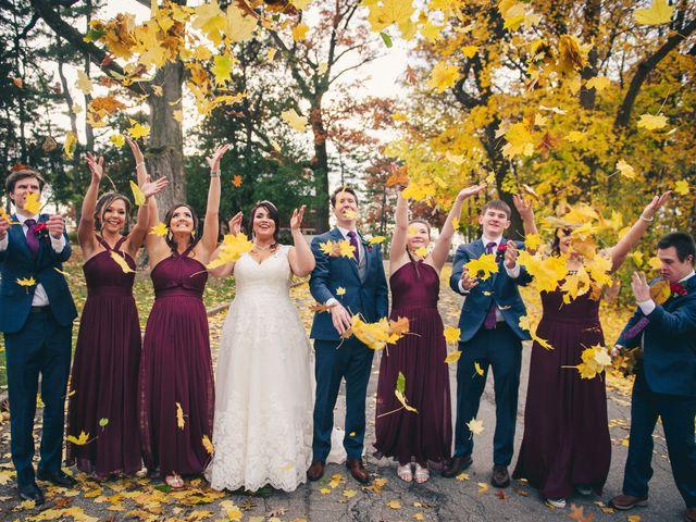 Tori and Carson's wedding in Hamilton, Ontario 10