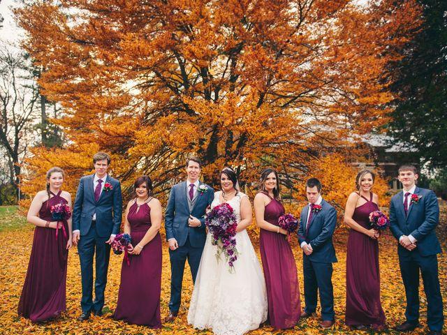 Tori and Carson's wedding in Hamilton, Ontario 2