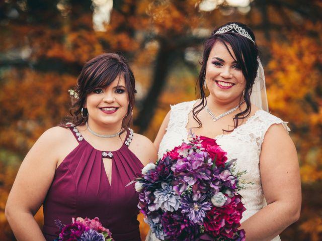 Tori and Carson's wedding in Hamilton, Ontario 11
