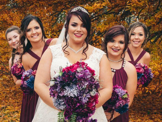 Tori and Carson's wedding in Hamilton, Ontario 12
