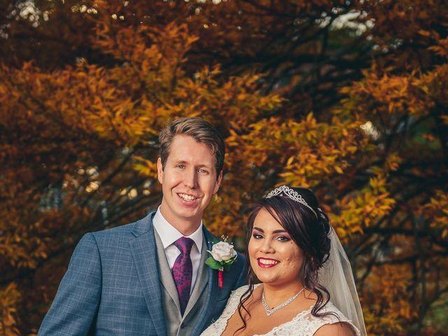 Tori and Carson's wedding in Hamilton, Ontario 13