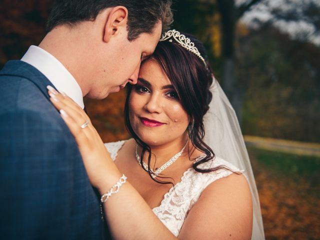 Tori and Carson's wedding in Hamilton, Ontario 14