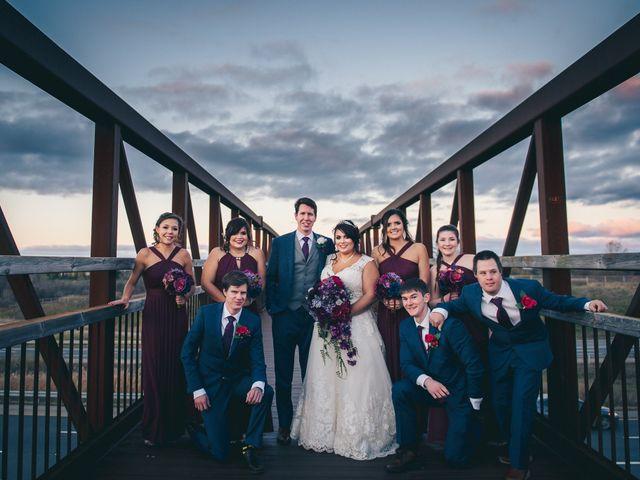 Tori and Carson's wedding in Hamilton, Ontario 15