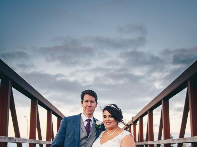 Tori and Carson's wedding in Hamilton, Ontario 16