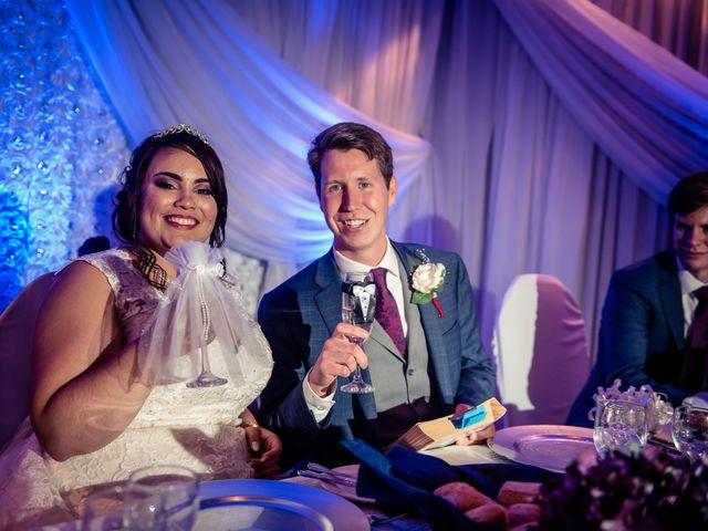 Tori and Carson's wedding in Hamilton, Ontario 19