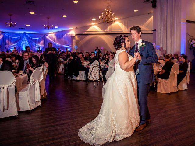Tori and Carson's wedding in Hamilton, Ontario 20