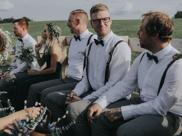 Chris and Heidi's wedding in Hopewell, Nova Scotia 61