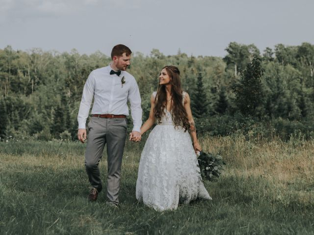 The wedding of Heidi and Chris