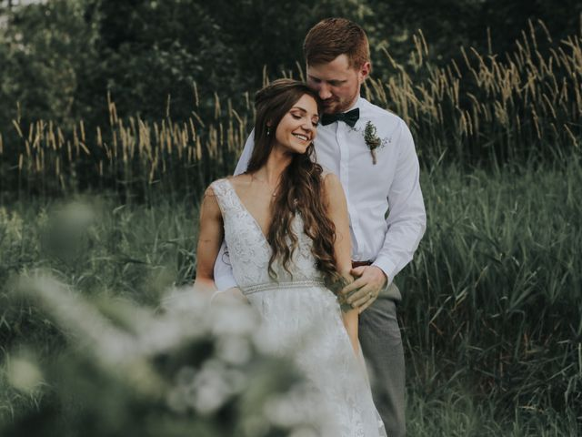 Chris and Heidi's wedding in Hopewell, Nova Scotia 114