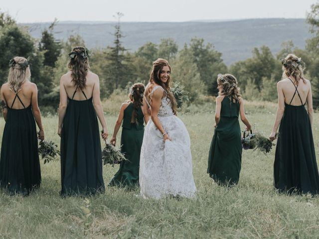 Chris and Heidi's wedding in Hopewell, Nova Scotia 111