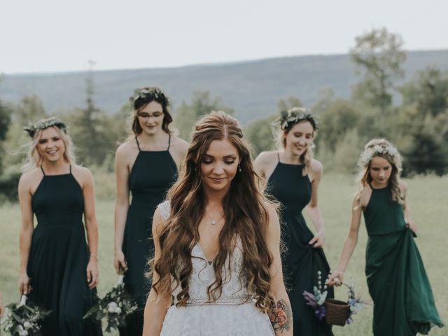 Chris and Heidi's wedding in Hopewell, Nova Scotia 106