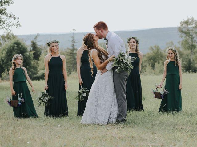 Chris and Heidi's wedding in Hopewell, Nova Scotia 105