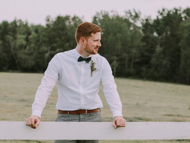 Chris and Heidi's wedding in Hopewell, Nova Scotia 59