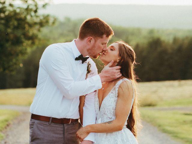 Chris and Heidi's wedding in Hopewell, Nova Scotia 13