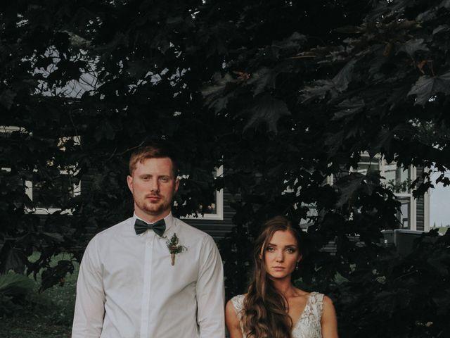 Chris and Heidi's wedding in Hopewell, Nova Scotia 41