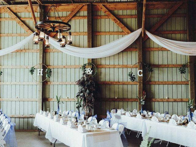 Chris and Heidi's wedding in Hopewell, Nova Scotia 39