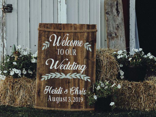 Chris and Heidi's wedding in Hopewell, Nova Scotia 37
